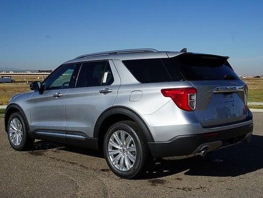 2021 ford explorer limited near denver stock #a46201